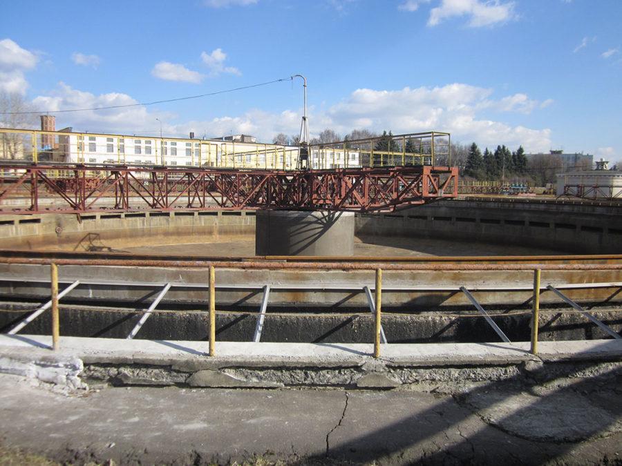 Инженерное обследование зданий и сооружений КОС и ЛОС АО «Мосводоканал»