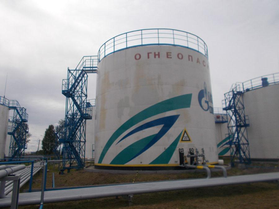 Обследование конструкций зданий и сооружений Талицкой нефтебазы АО«Газпромнефть-Терминал»