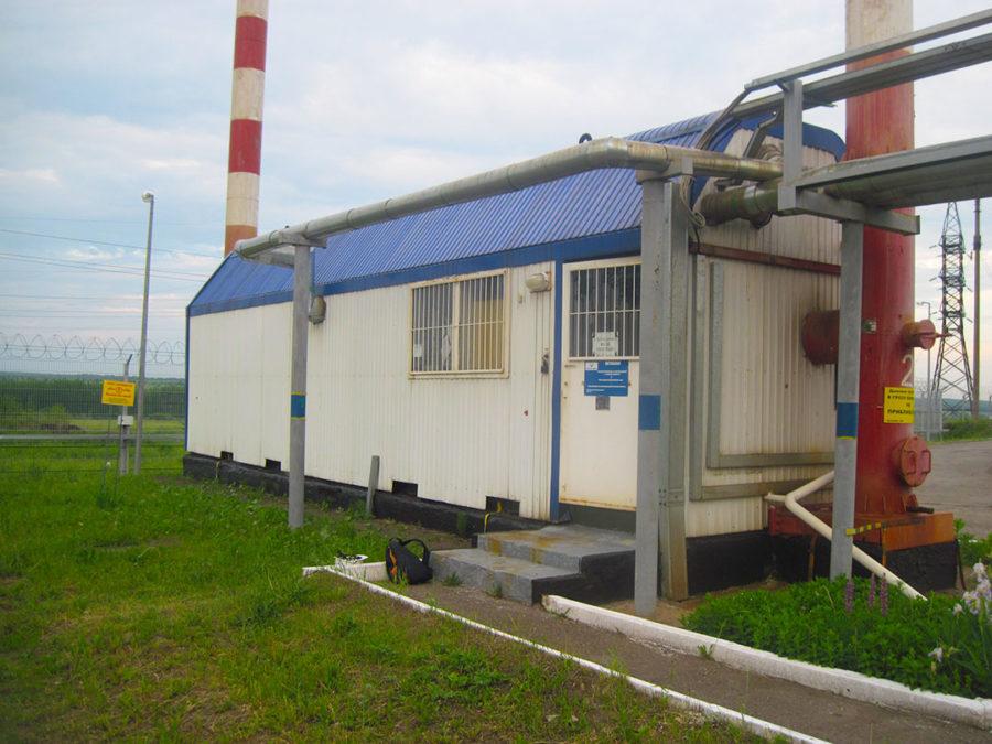 обследование антенно мачтовых сооружений АО-Транснефть-Дружба-5