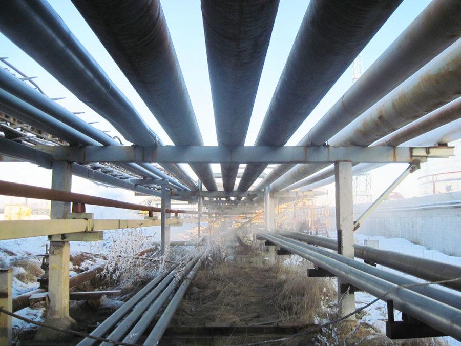 Проведение экспертизы промышленной безопасности строительных конструкций эстакад ООО«Лукойл-Нижегороднефтеоргсинтез»