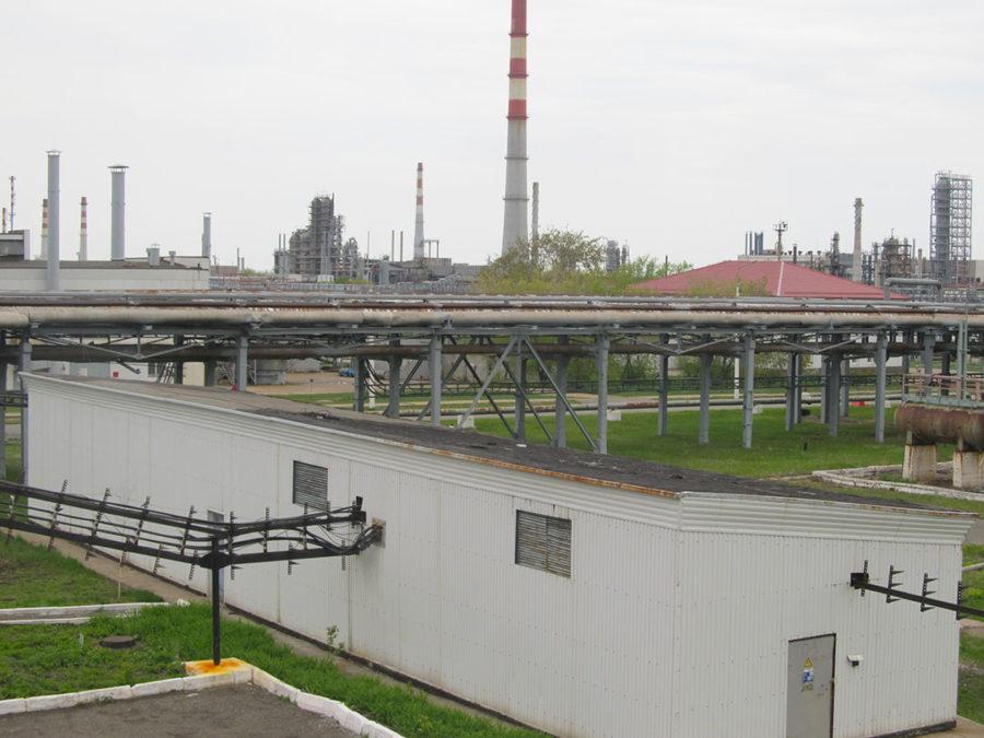 Экспертиза промышленной безопасности зданий и сооружений ООО«Лукойл-Пермнефтеоргсинтез»