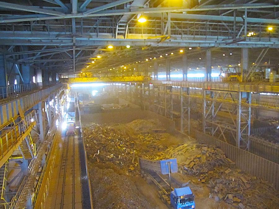 Экспертиза промышленной безопасности здания участка подготовки лома шихтокопрового цеха филиала АО «ОМК-Сталь»