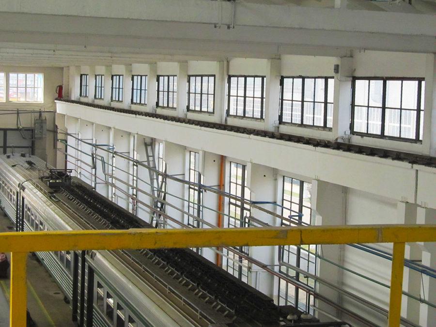 Проведение экспертизы промышленной безопасности строительных конструкций здания по ремонту дизель/электропоездов центральная дирекция моторвагонного подвижного состава - филиала ОАО «РЖД»