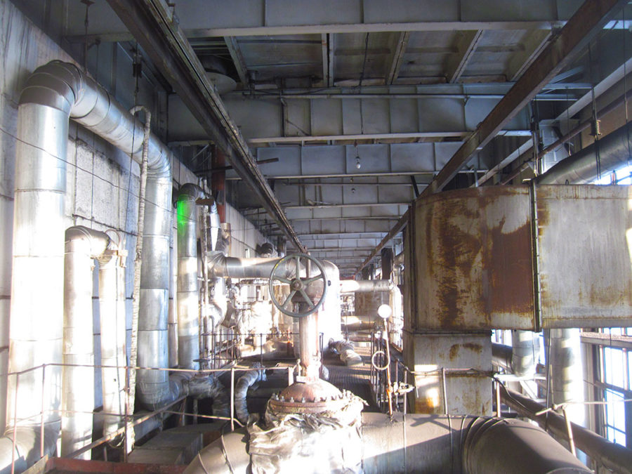Экспертиза промышленной безопасности зданий и сооружений Ижевской ТЭЦ-2 Удмуртского филиала ПАО «Т Плюс»