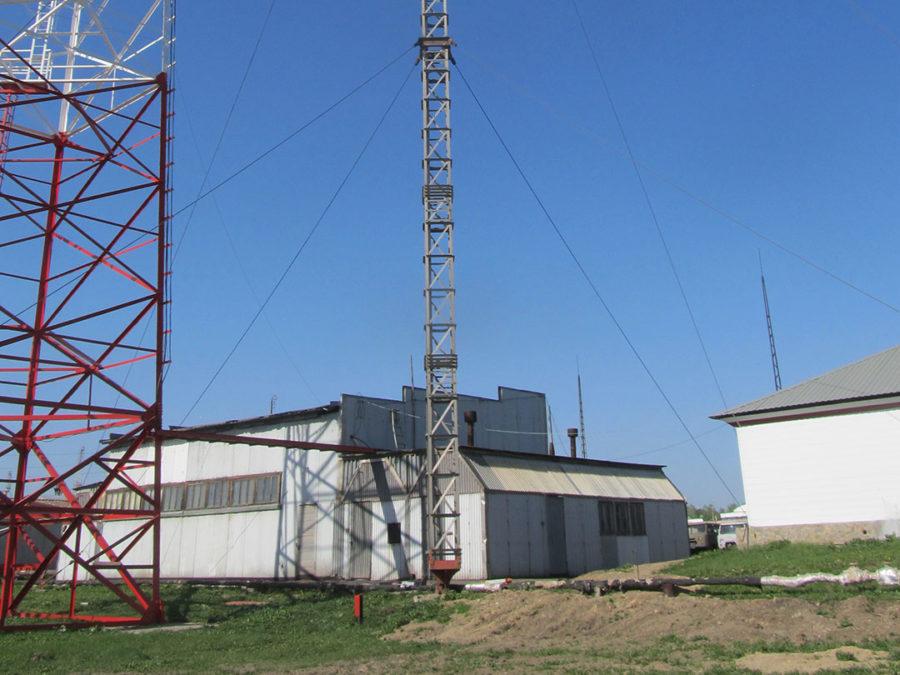 обследование антенно мачтовых сооружений Телекомнефтепродукт