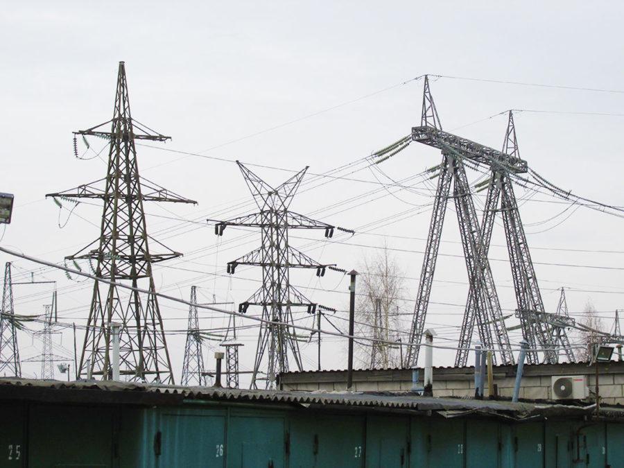 Реконструкция ПС 500/220/110 «Бескудниково»