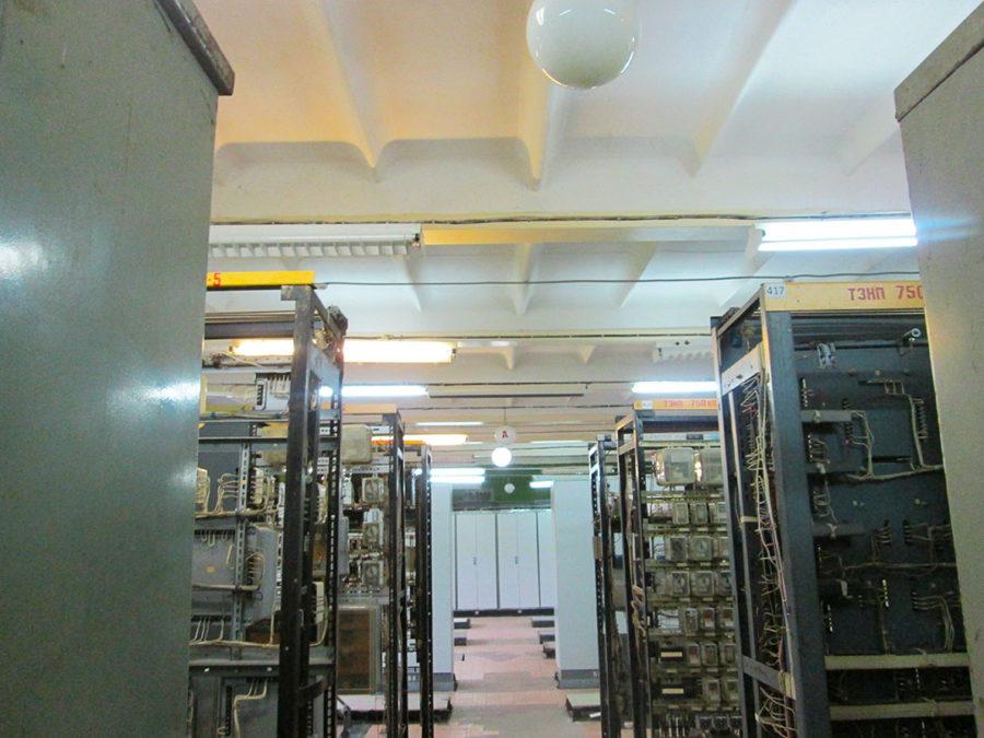 Замена выключателей ПС 750 кВ «Новобрянская»
