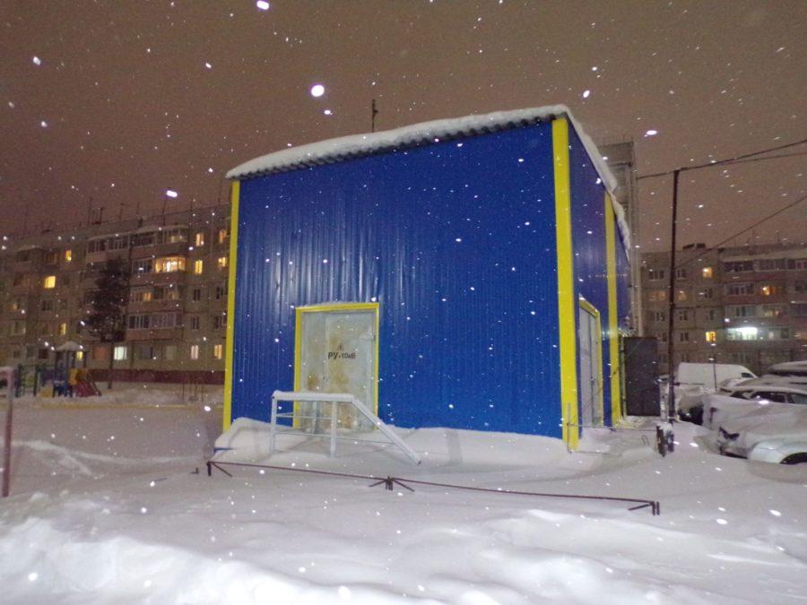 Проведение технического освидетельствования строительных конструкций трансформаторных подстанций со сроком эксплуатации более 25 лет в филиале АО «РСК Ямала» в г. Муравленко.